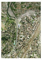 Situazione generale di Chiasso COC - Centro Commerciale Chiasso - Chiasso de Ostinelli & Partners architetti