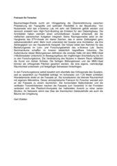 Beschreibung ETH Zürich e-Science Lab Neubau HIT von be baumschlager eberle