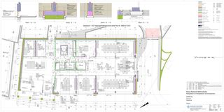 Erdgeschoss Bürogebäude Römerhof von Gähler und Partner AG