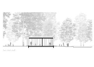 © Burckhardt+Partner Neubau Pavillon St. Johanns-Park von Burckhardt+Partner AG