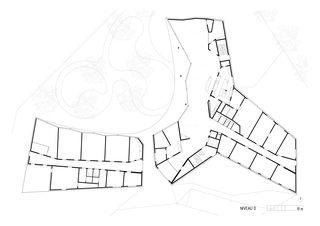 niv0 KIS centre pour personnes cérébro-lésées Sion von Bonnard Woeffray architectes fas sia