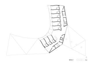 etage KIS centre pour personnes cérébro-lésées Sion von Bonnard Woeffray architectes fas sia