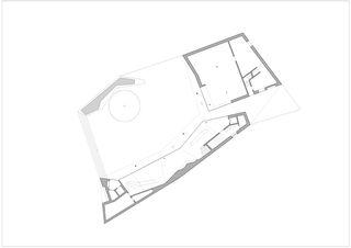 Erdgeschoss Dorfzentrum «Grimseltor» von Gschwind Architekten AG