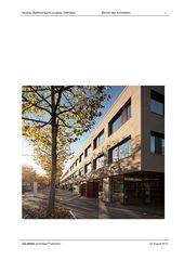 Neubau Raiffeisenbank Jungfrau Interlaken - Architekturbericht Raiffeisenbank / Hostel de von allmen architekten ag
