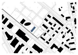 Situation Gewerbehaus Loren von moos giuliani herrmann architekten ag