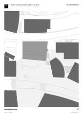 Situation Neubau Geschäftshaus Raiffeisen Schweiz de K&L Architekten AG