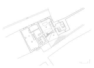 Grundriss Erdgeschoss janus - Sanierung und Ausbau Stadtmuseum Rapperswil-Jona von :mlzd