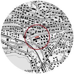 Situation Gewerbebau Fluh von burkhalter sumi architekten