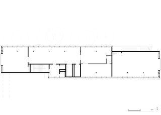 Erdgeschoss Gewerbebau Fluh von burkhalter sumi architekten