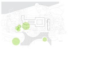 Umgebungsplan World Trade Organization WTO von wittfoht architekten
