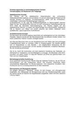 Konzeptbeschreibung World Trade Organization WTO von wittfoht architekten