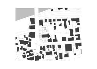 Situation Cinema Sil Plaz von Capaul & Blumenthal Architects
