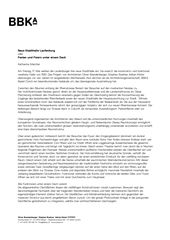 Text zur Stadthalle Neubau Stadthalle Laufenburg von Oliver Brandenberger Stephan Bührer Adrian Kloter Architekten