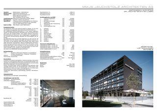 Objektportfolio Aparthotel Rotkreuz von MMJS Jauch-Stolz Architekten AG