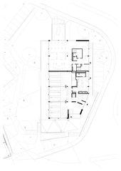 Erdgeschoss Aparthotel Rotkreuz von MMJS Jauch-Stolz Architekten AG