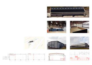 Portfolio Flugzeughalle 1 von psc architekten gmbh