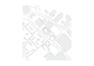 Situationsplan Umwelt Arena von rené schmid architekten ag