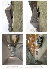 photos en PDF soumises à des droits d'auteur, pour consultation uniquement! Nouvelle Voirie de Sion von Atelier d'architecture Pascal Varone