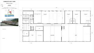 Etage Nouvelle Voirie de Sion von Atelier d'architecture Pascal Varone