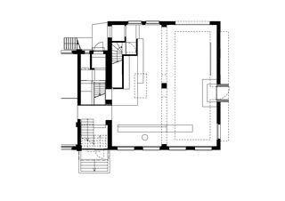 Erdgeschoss 100_ohne text An alien for mediaxis von gus wüstemann architects