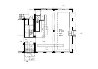 Erdgeschoss 100 An alien for mediaxis von gus wüstemann architects
