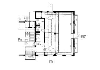 Obergeschoss 100 An alien for mediaxis von gus wüstemann architects