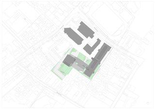 situation Rechenzentrum OIZ Albis de von Ballmoos Partner Architekten AG
