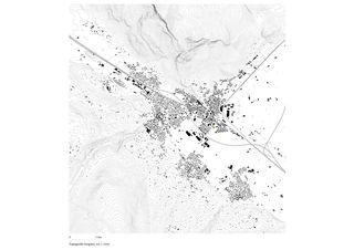 Topografie Sargans Sportzentrum von HILDEBRAND Studios AG