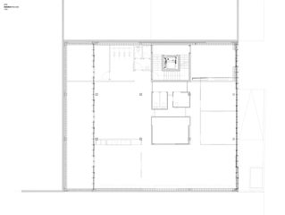 Etage 01 1/50 DTN von Guenin atelier d'architectures