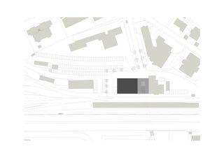 Situation Verwaltung Bhf zb, Stansstad von Unit Architekten AG