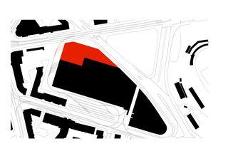 unmittelbare Umgebung Erweiterung Tramdepot Oerlikon, Zürich de Maier Hess Architekten