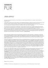 Pressetext POOL-OFFICE POOL-OFFICE von SPANNRING AG ARCHITEKTUR PUR