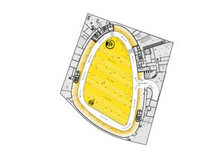 UG genordet M 1:500 Daniel Swarovski Corporation Zürich von ingenhoven architects international